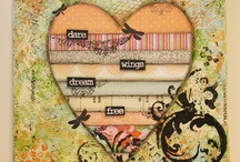 mixed media / by Carole Hedger