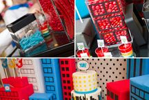 Themed Birthday Parties / by Lindsay Dunham