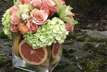 Fruit centerpieces / by Kristen Murphy