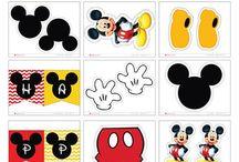 Festa mickey mouse