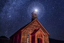 Old Churches-Barn-Wood-