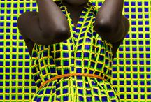 african inspired shoot