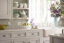Kitchen renovation / by Candice Carbery