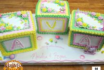 Baby Shower / Specialty baby shower cakes can be made to your theme and liking! / by Haydel's Bakery