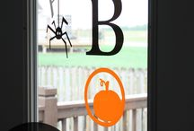 Cricut-vinyl, iron on & window cling