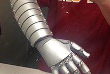 Armors, foam armors