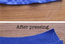 Tips for sewing