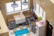 Lego Bucătărie