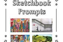 ArtED: Sketchbooks