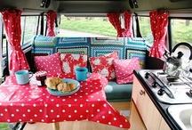 Camper tramp