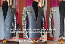 Prince Suit / These are my original design collection of tailoring suits and men's cloth.