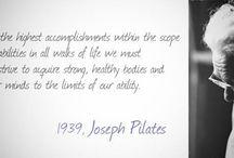 Pilates Quotes / by Joe's Place - True Pilates