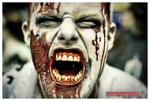 STYLING: Dressing Up / Ideas and tutorials for zombie make-up, dressing up and world book day