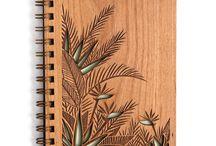 wood laser print