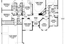 Floor Plans / by Macey Nelepovitz