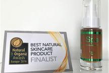 Skincare - natural beauty