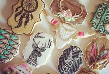 Aztec cakes