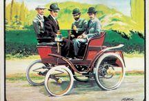 Vengo a prenderti stasera / Come l'automobile ha cambiato le nostre vite, in un secolo di grafica | 2 marzo-15 luglio 2012