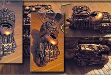 Steampunk ideas