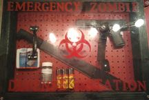 Zombies? Ut oh!