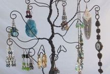 Organizing Earrings - Porta orecchini creativi