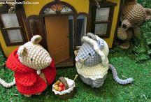 Crochet - pupazzi