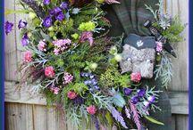 Scotland Wreaths, Scottish Wreaths by Irish Girl's Wreaths