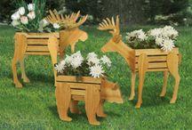 Enviro - drevo-zvieratá