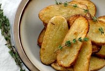 Cooking - taters / by Jennet Allison