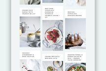 Food deco & plaiting
