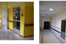 oceń jak się zmieniliśmy / zobacz Szpital przed i po remoncie
