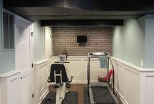 Exercise room / by Jessica Moore