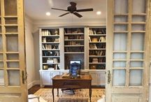 Work Spaces / Ideas for Work Spaces in Your home