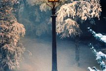 Narnia and other places I want to go