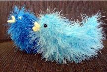 Fun, Furry Knitting Favorites / by Frugal Knitting Haus