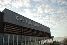 Cactus Club - BC / Location: 34650 Delair Rd. Abbotsford, BC Product: Equitone (Tectiva TE20 Grey) Photographer: Darren Smith