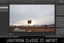 Adobe Lightroom Classic CC Video Tutorials