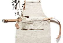 Aprons leather