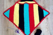 Baby crochet / Gehaakte baby spulletjes