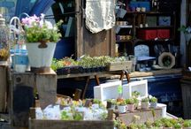 Plant store/stall