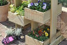 deco exterior / exterior - jardim