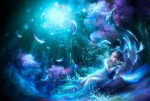 Fantasy Illustrations / Fantasy Illustrations