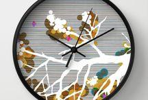 Часы / Дизайн настенных часоа