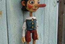 pinoccio puppet