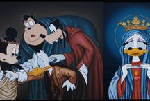 Disney profana / by Roberto Martins