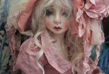 puppets, dolls & figurines.....