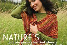 magasines et livres de tricots : accessoires  accessories knitting  books / accessoires tricotés : gants bonnets écharpes mitten , wraps