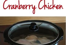 recipes slow cooker / by Laura Wylie