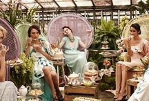 High tea styling