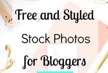 Blogging tips/Stock photos